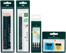 Faber-Castell-Drawing-Accessories on sale