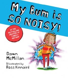My-Bum-is-So-Noisy on sale