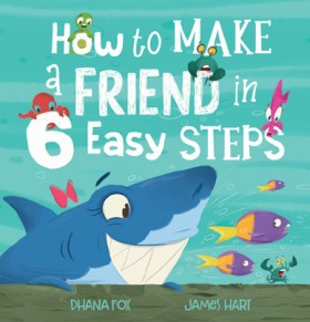 How-To-Make-a-Friend-in-6-Easy-Steps on sale