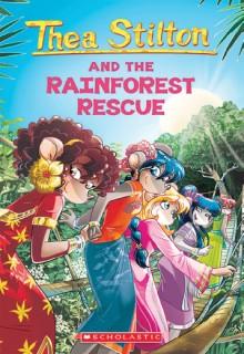 Thea-Stilton-and-the-Rainforest-Rescue on sale