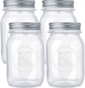 Kates-Embossed-Super-Seal-Preserving-Jar-500ml on sale