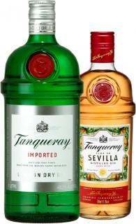Tanqueray-Gin-1L-or-Tanqueray-Flor-de-Sevilla-or-Rangpur-Gin-700ml on sale