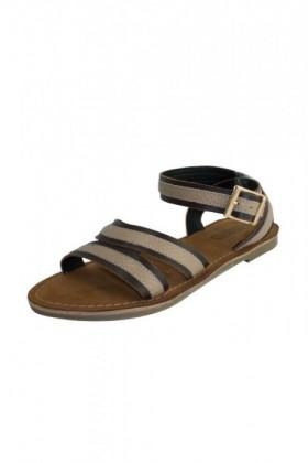 Human-Premium-Essex-Sandal-Flat on sale