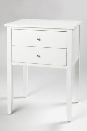 Hudson-Two-Drawer-Bedside-Table on sale