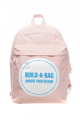 Personalised-Pink-Backpack on sale