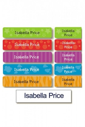 Personalised-Daycare-Essentials-Value-Label-Pack on sale