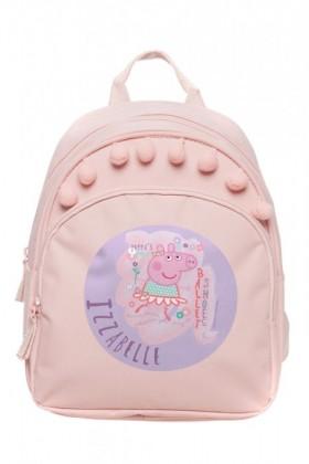 Personalised-Peppa-Pig-Ballet-Shoes-Mini-Backpack on sale