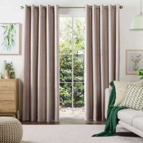 NEW-Camilla-Blockout-Jaquard-Eyelet-Curtains on sale