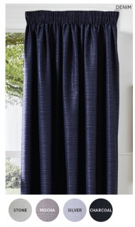 40-off-Matrix-Thermal-Pencil-Pleat-Curtains on sale