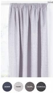 40-off-Saratoga-Thermal-Pencil-Pleat-Curtains on sale