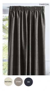 40-off-Starlight-Blockout-Pencil-Pleat-Curtains on sale