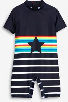 Next-Navy-Rainbow-Star-Sunsafe-Suit on sale