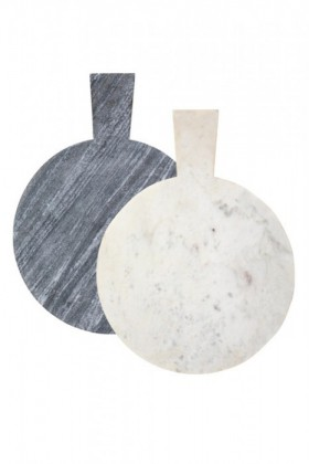 Round-Marble-Serving-Board on sale