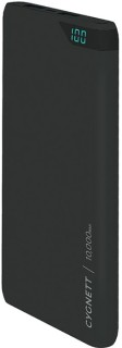 Cygnett-ChargeUp-Boost-10K-Portable-Power-Bank-Black on sale