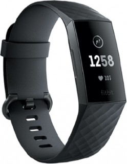 Fitbit-Charge-4-Black-Standard on sale
