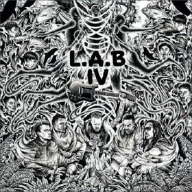 NEW-L.A.B-L.A.B-IV-CD on sale