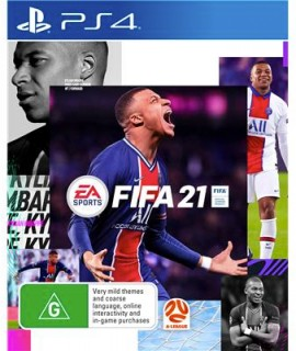 PS4-FIFA-21 on sale