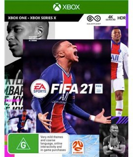 Xbox-One-FIFA-21 on sale