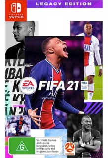 Nintendo-Switch-FIFA-21-Legacy-Edition on sale