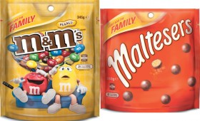 MMs-or-Maltesers-250-345g on sale