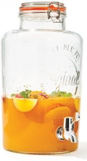 Kilner-8L-Clip-Top-Drinks-Dispenser on sale