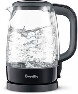 Breville-Black-Crystal-Clear-Kettle on sale