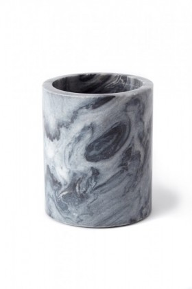 Marble-Utensil-Holder on sale
