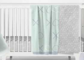 20-off-Bubba-Blue-Bamboo-Essentials-Polka-Dot-Nursery-Collections on sale