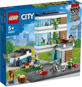 LEGO-City-Family-House-60291 on sale