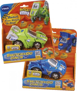 VTech-Switch-Go-Dinos-LCD-Crew-Assortment on sale