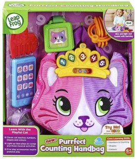LeapFrog-Purrfect-Purse on sale