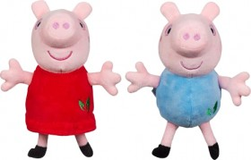 Peppa-Pig-Eco-Plush-Collectables-Assortment on sale