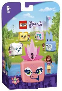 LEGO-Friends-Olivias-Flamingo-Cube-41662 on sale