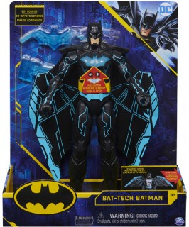 Batman-30cm-Bat-Tech-Batman on sale