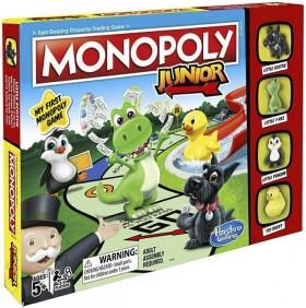 Monopoly-Junior on sale
