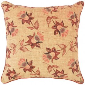 NEW-Ombre-Home-Wildflower-Printed-Cushion-45-x-45cm on sale