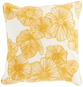 40-off-Logan-Mason-Willow-Embroidered-Cushion-45-x-45cm on sale