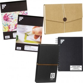 25-off-Francheville-Art-Paper-Pads-Visual-Diaries on sale