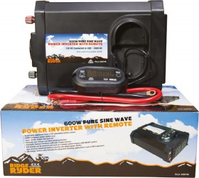 Ridge-Ryder-600W-PSW-Power-Inverter on sale
