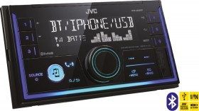 JVC-Double-DIN-Digital-Media-Player-with-Bluetooth on sale