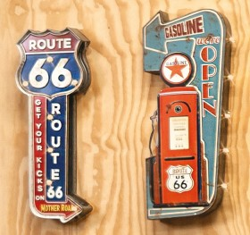 Tin-Illuminated-Signs on sale