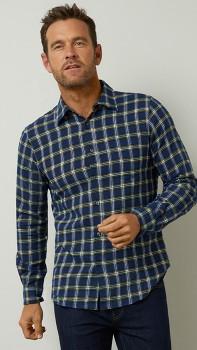 Southcape-Long-Sleeve-Check-Shirts on sale