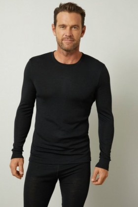 Isobar-Mens-Thermal-Long-Sleeve-Top on sale