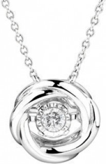 NEW-Twist-Everlight-Pendant-with-Diamond-in-Sterling-Silver on sale
