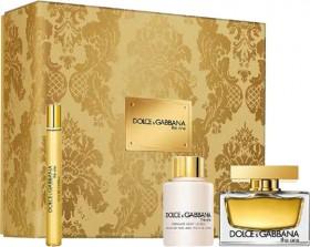 Dolce-Gabbana-The-One-3-Piece-Set-75mL-EDP-100mL-Body-Lotion-10mL-EDT on sale