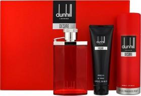 Dunhill-Desire-Red-3-Piece-Set-100mL-EDT-195mL-Body-Spray-90mL-Shower-Gel on sale