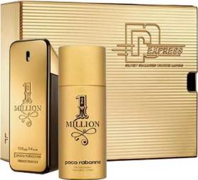 Paco-Rabanne-One-Million-2-Piece-Gift-Set-100mL-EDT-150mL-Body-Deodorant on sale