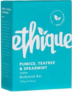 Ethique-Pumice-Tea-Tree-Spearmint-Bodywash-Bar-120g on sale