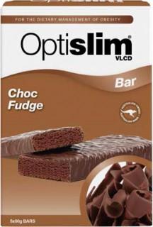 Optislim-VLCD-Bar-Choc-Fudge-5x60g on sale