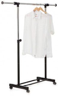 Deluxe-Garment-Rack on sale